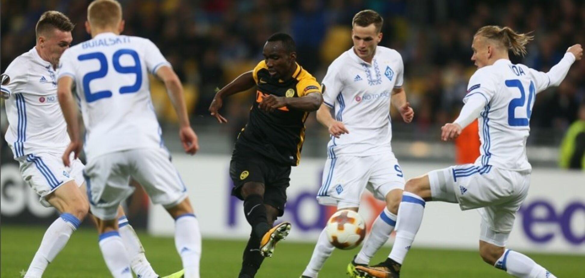 'Динамо' зазнало грандіозних втрат перед матчем з 'Шахтарем'