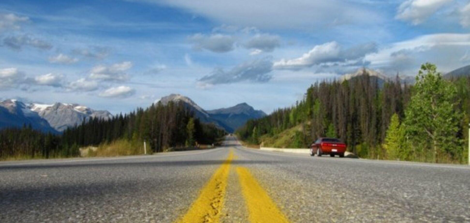 Как устроена система дорожного движения в США