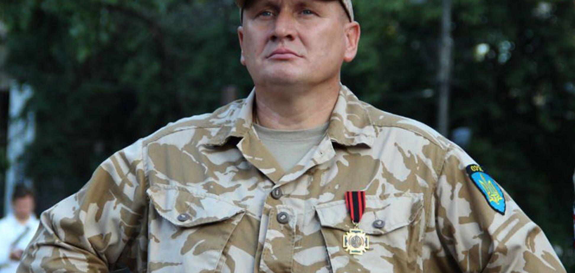 'Угрожал и провоцировал': в Киеве задержали лидера ОУН Коханивского