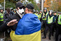 Протесты под Радой не стали Майданом: журналист перечислила причины