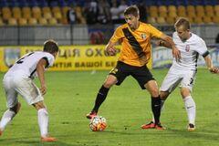 Футболіст 'Олександрії' забив шикарний гол у дев'ятку