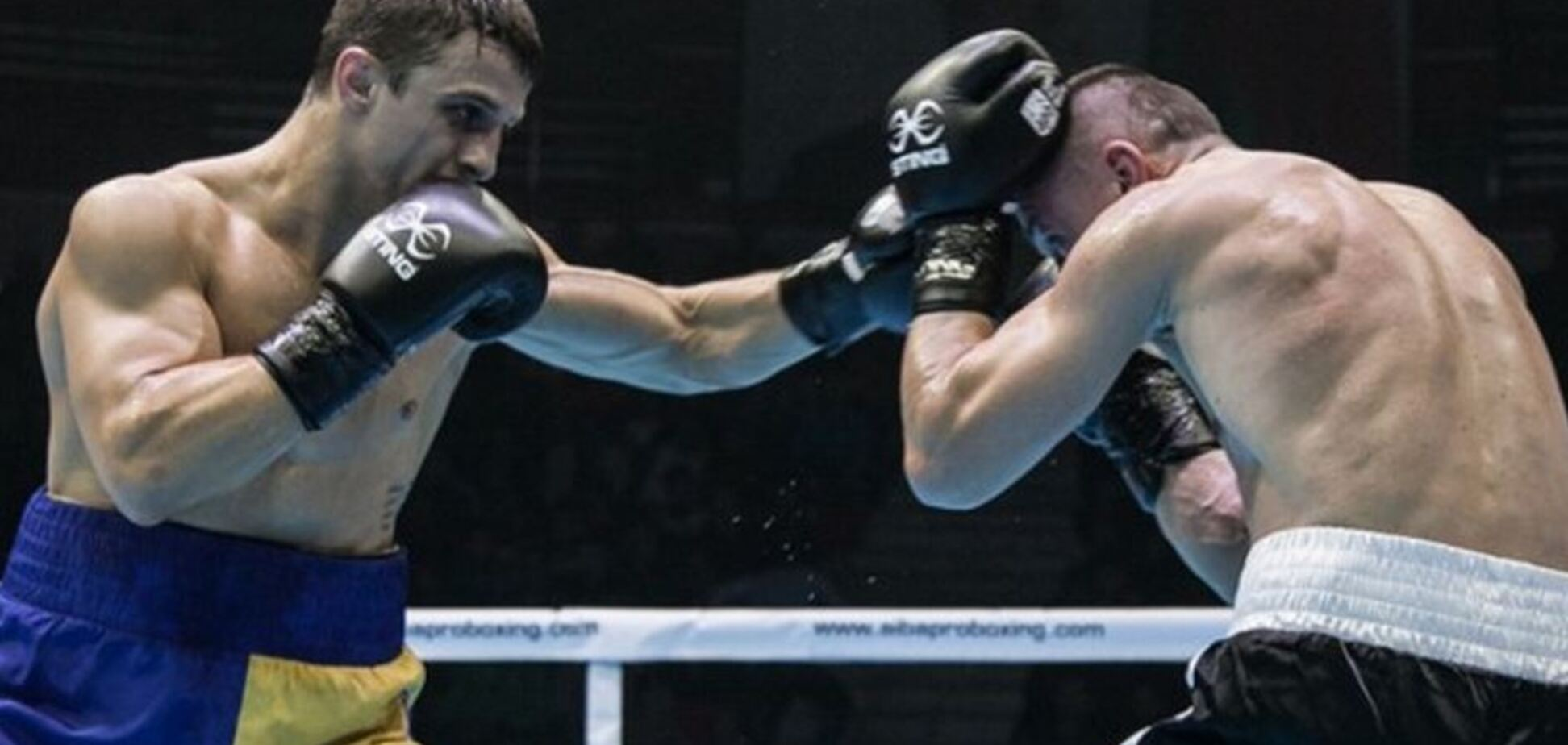 Украинский супертяжеловес нокаутировал непобедимого соперника на 2-й минуте боя: опубликовано видео