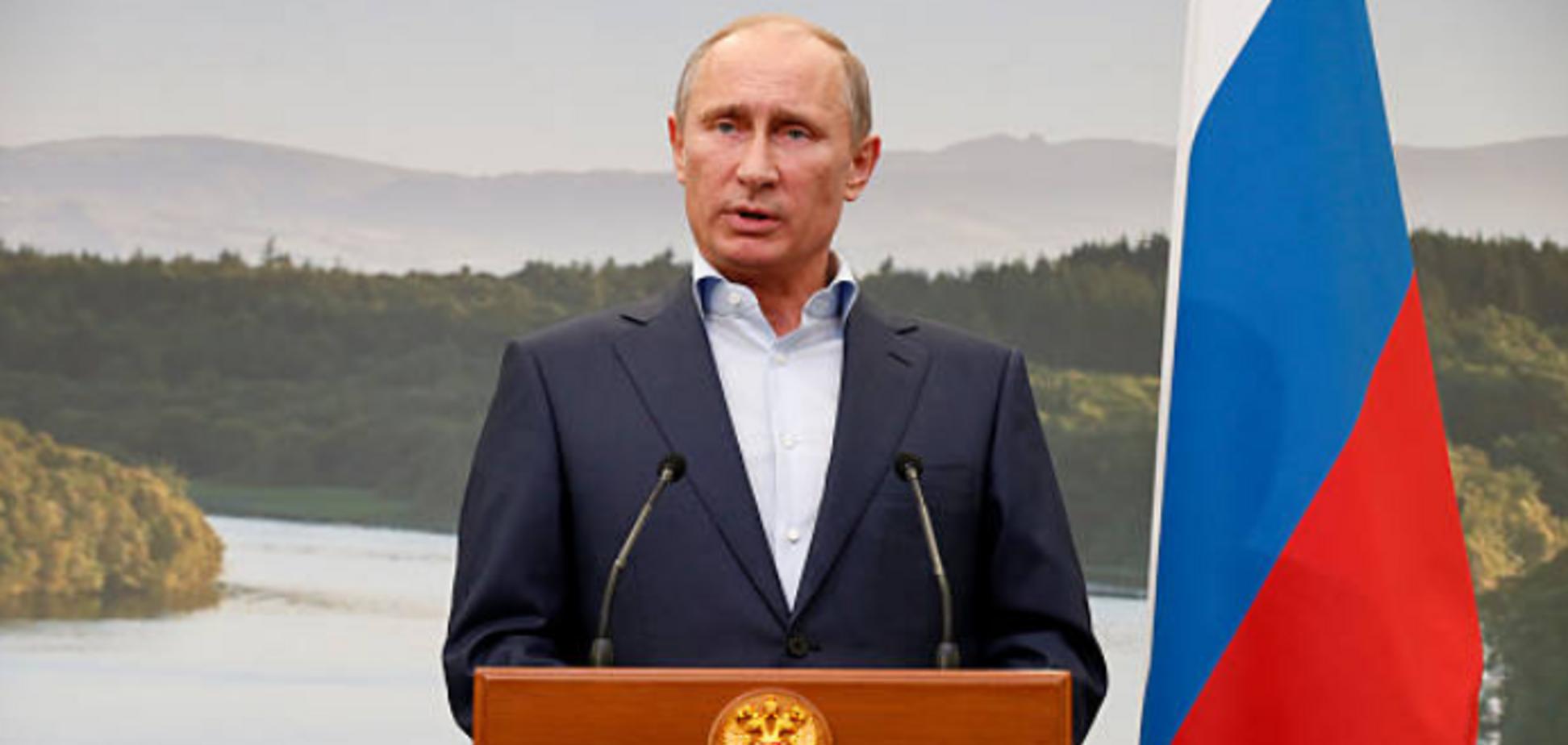 'Обурений, і не дарма': Путін вирішив розповісти українцям про 'нацистів'