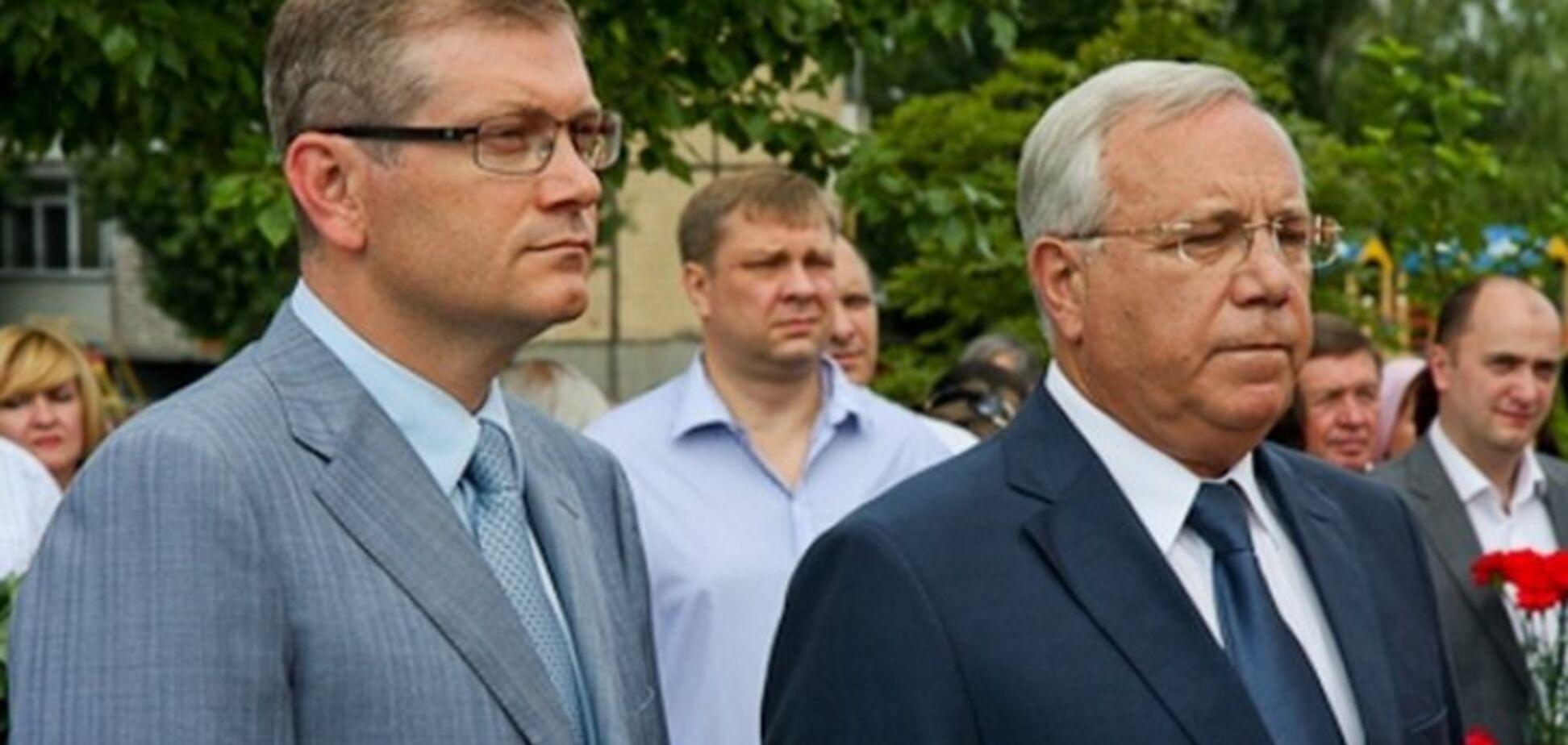 Александр и Юрий Вилкулы