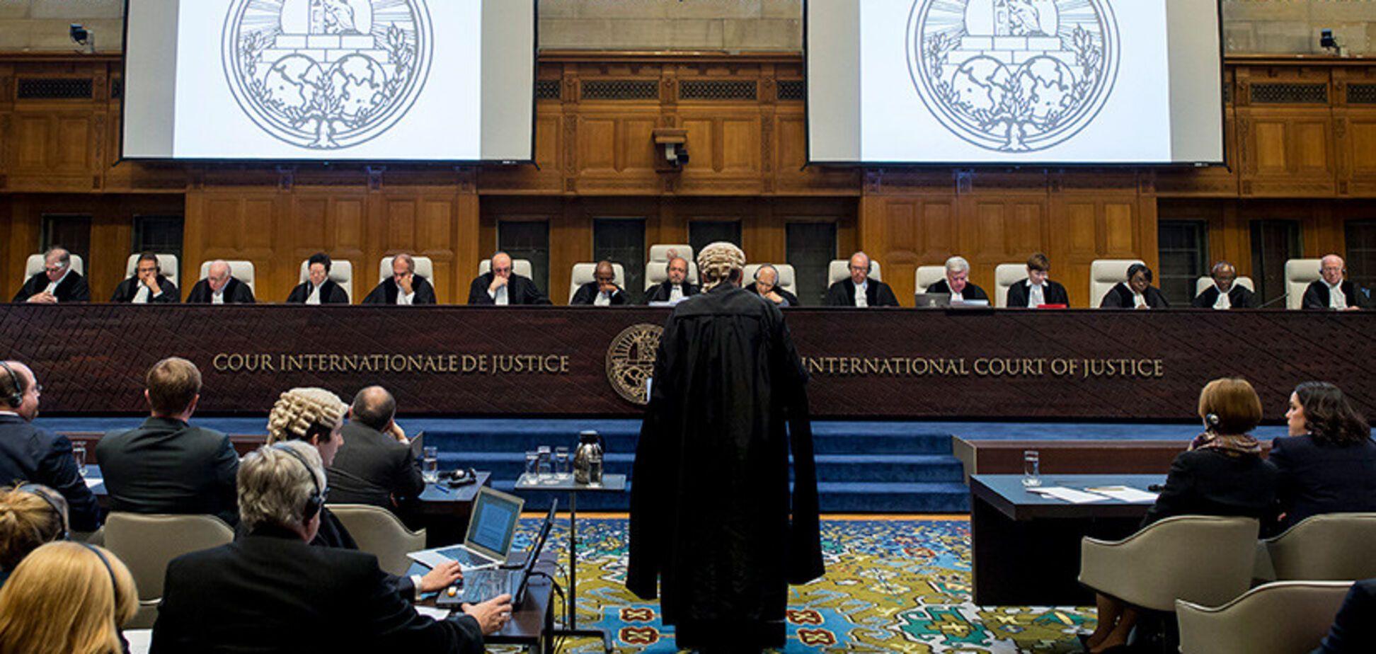 Суд против России
