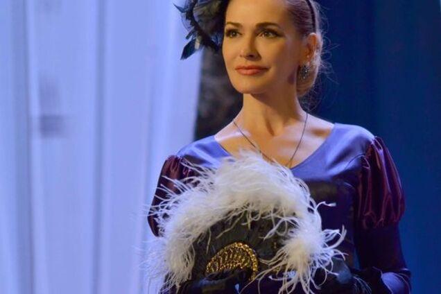 Народная артистка Украины пожаловалась, что ее не пустили на сцену из-за русского языка