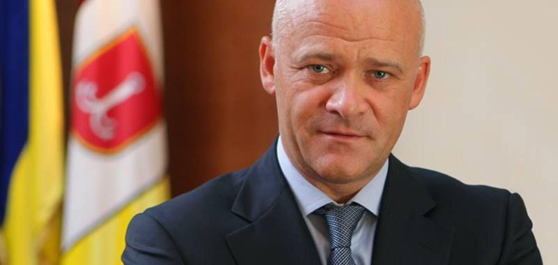 Обыск у Труханова: в НАБУ объяснили, зачем им мэр Одессы