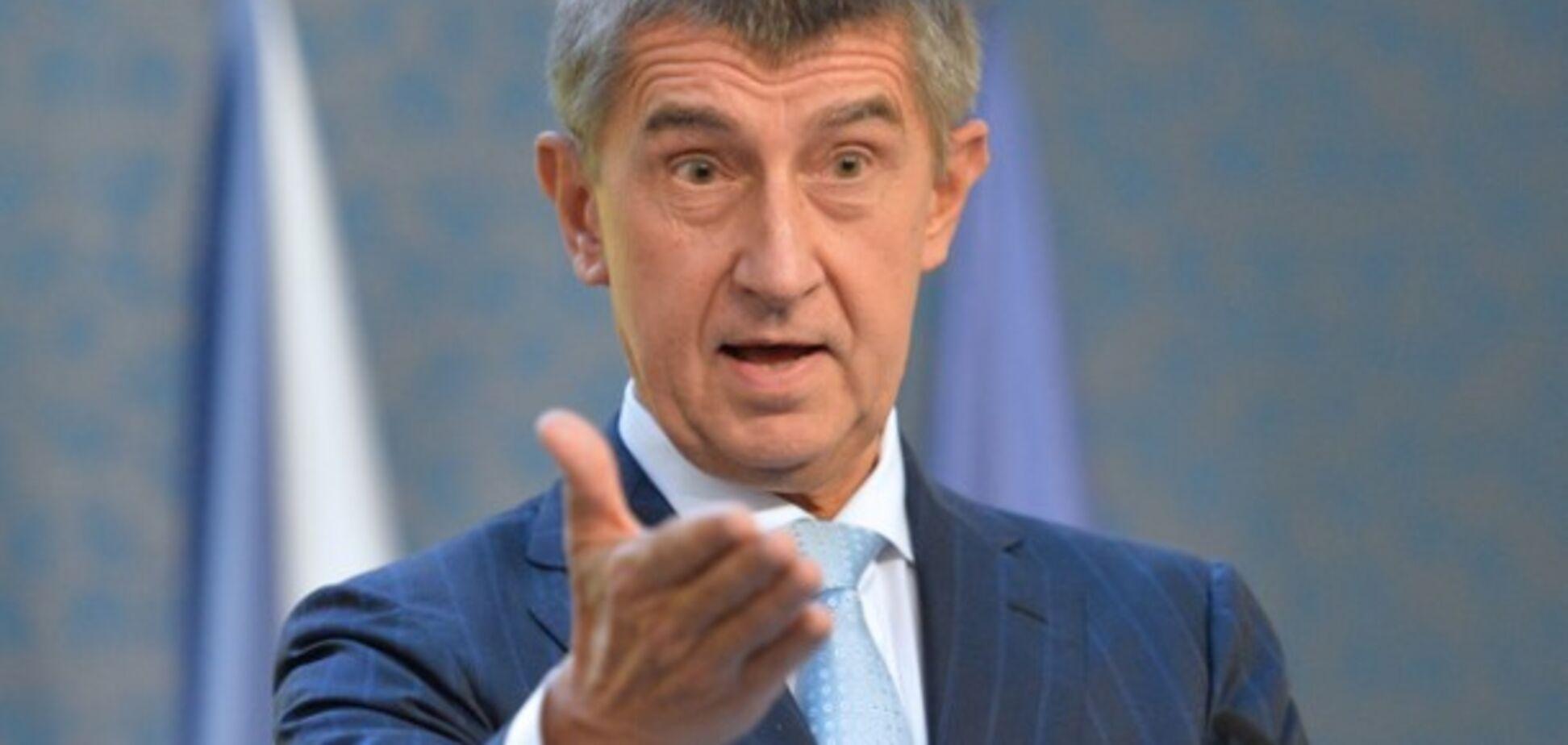 Бабіш - один з найбагатших людей Чехії