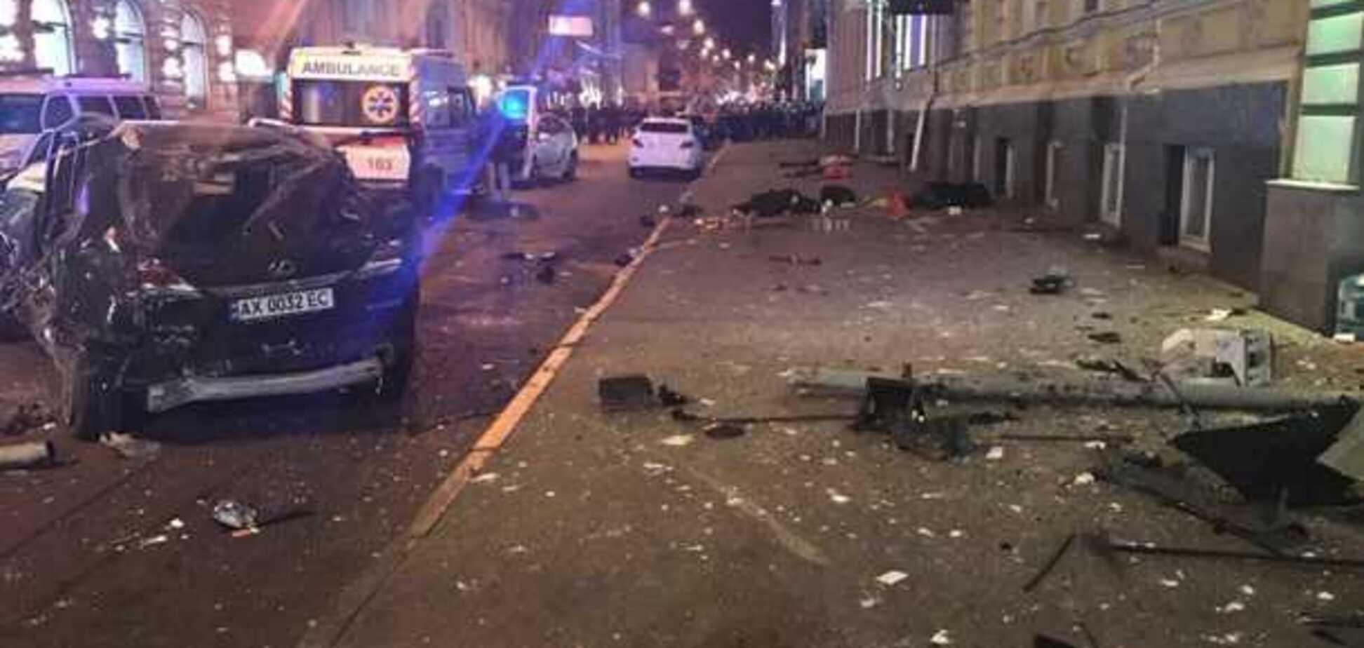 ДТП в Харькове: Зайцеву уже не отмажут, а водитель 'Туарега' также должен сесть