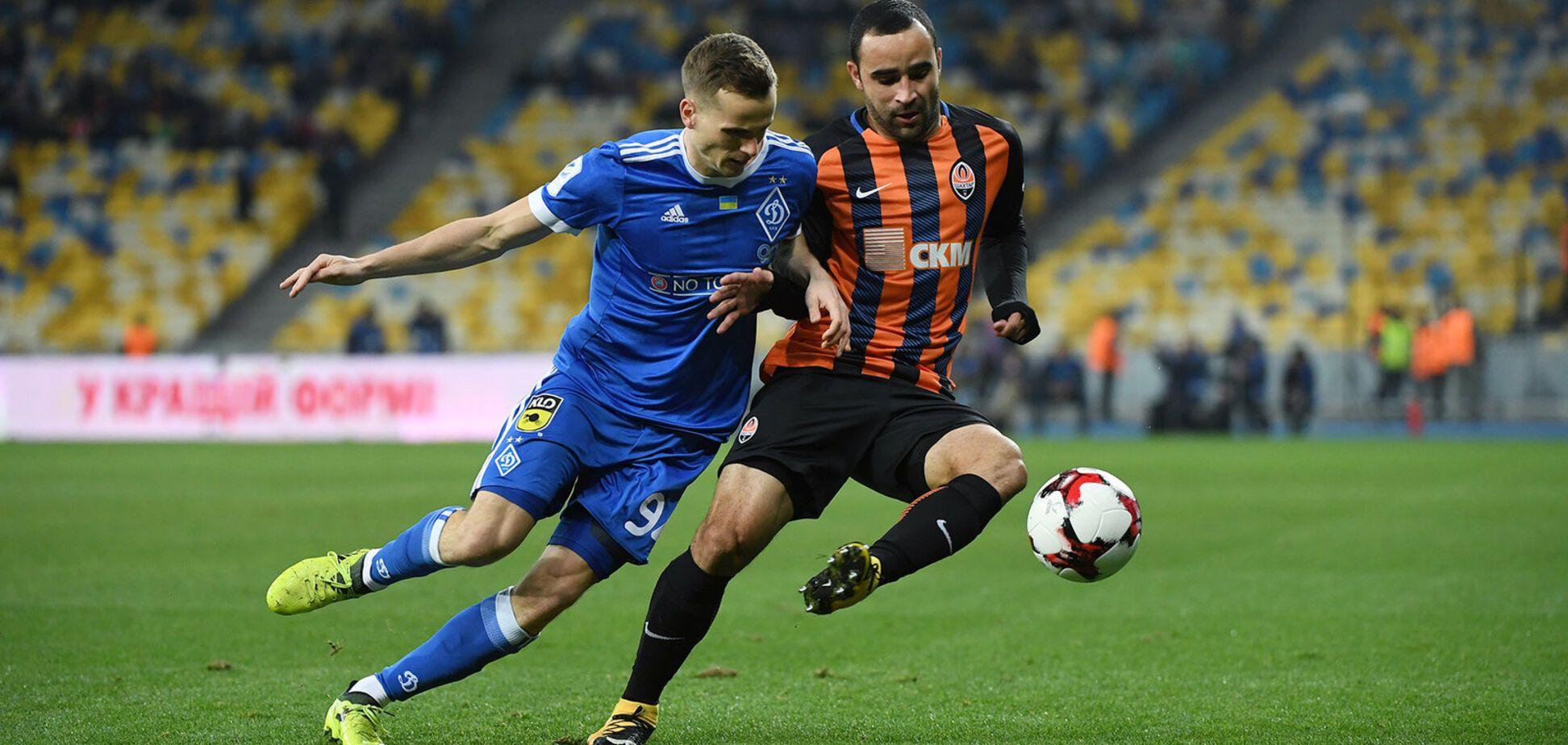 Скандал в матчі 'Динамо' - 'Шахтар': журналіст вказав на важливу деталь