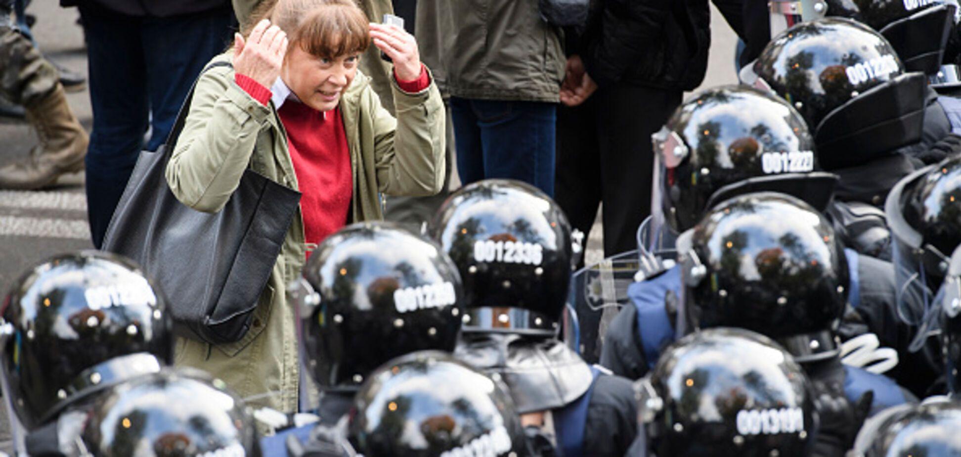 Побиття спецназом журналістів у Києві: ОБСЄ зробила заяву