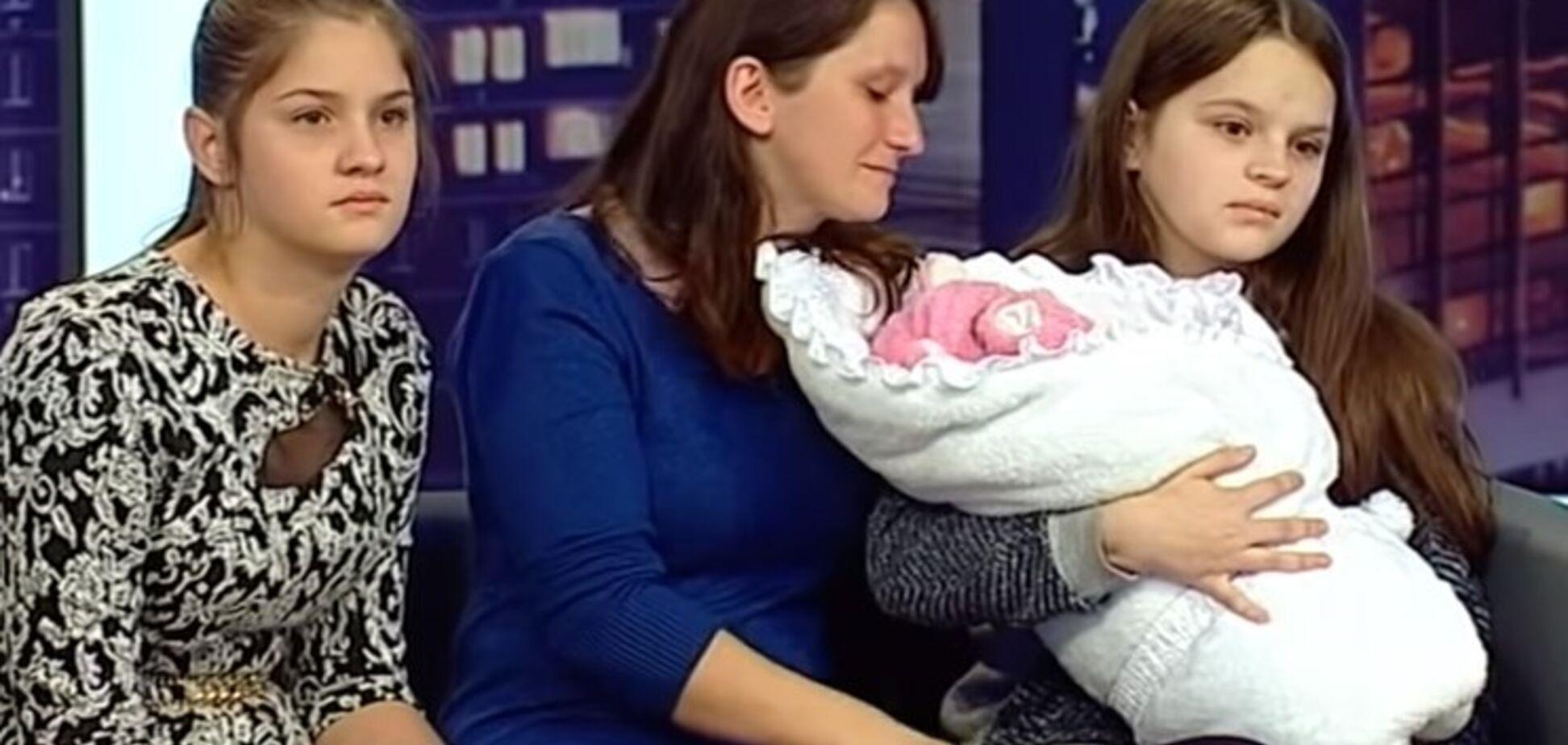 'Кругообіг л*йна': шоу 'Інтера' про 12-річну породіллю приголомшило британську пресу