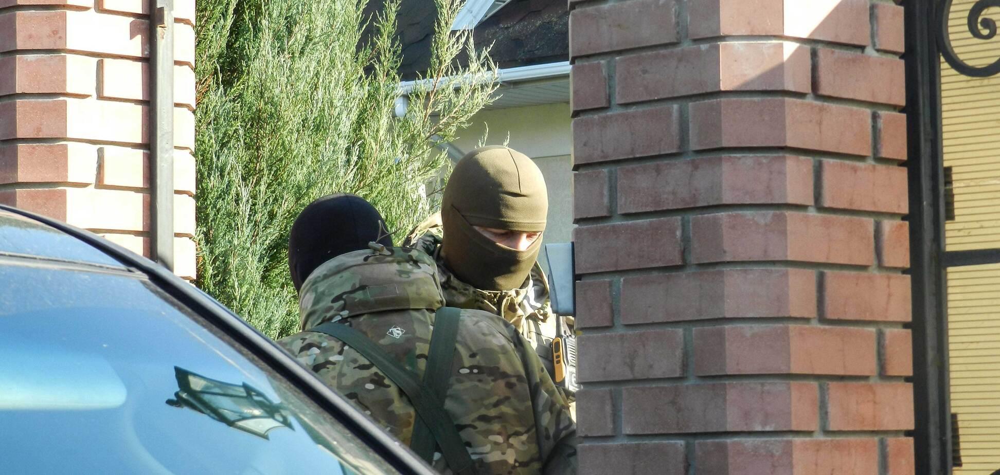 Скандальна забудова під Києвом: до протестувальників застосували 'важку артилерію'