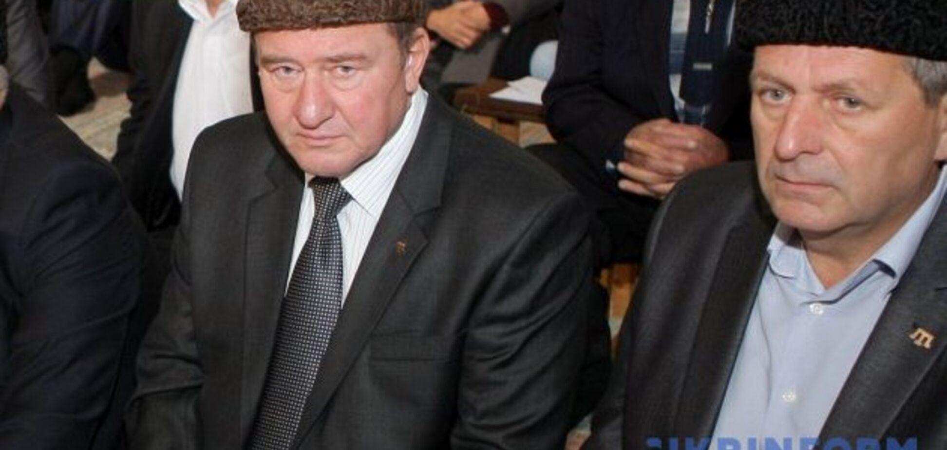 Возвращение Чийгоза и Умерова в Украину внезапно перенесли
