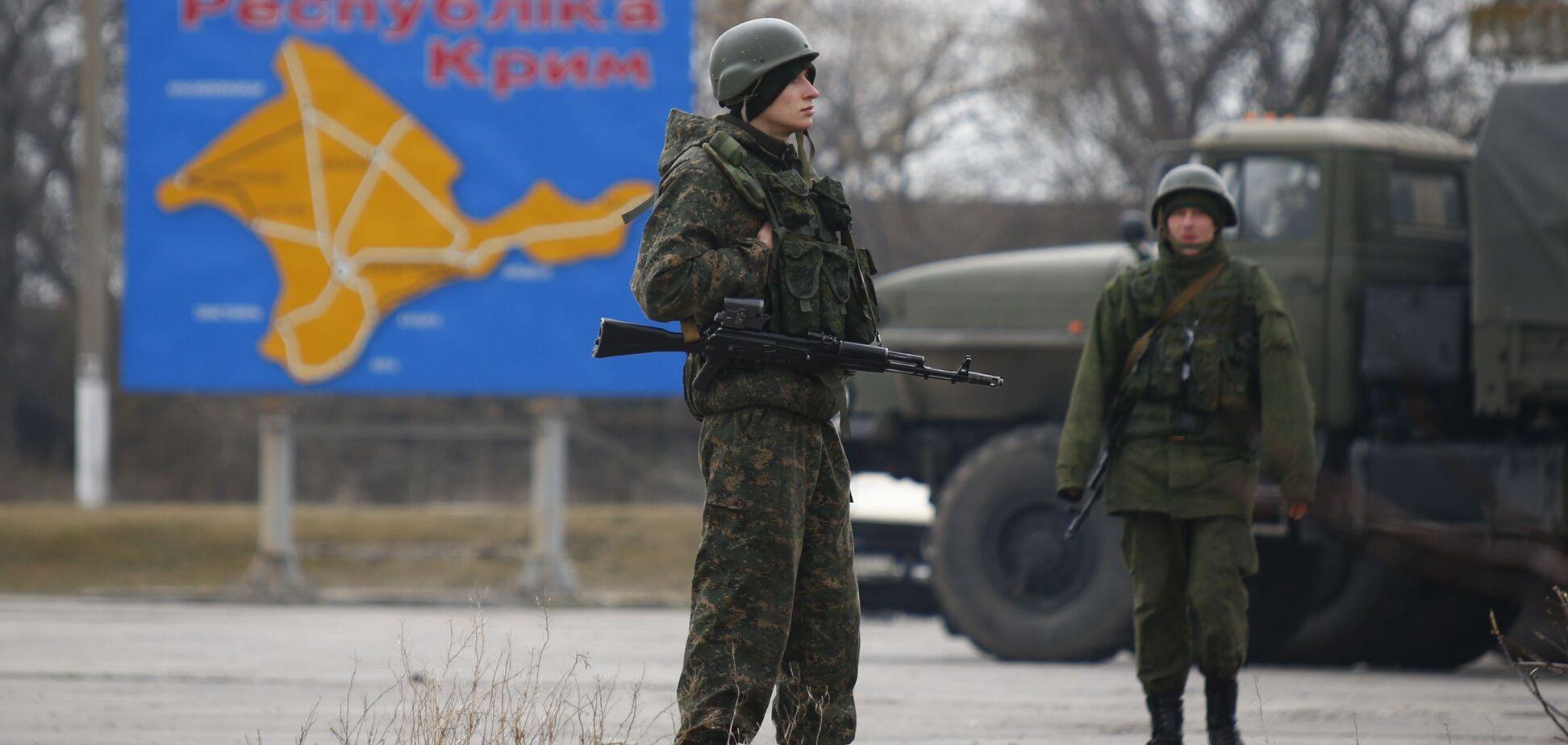 'Применять пехоту нет смысла': комбат из АТО объяснил, как вернуть Крым силой