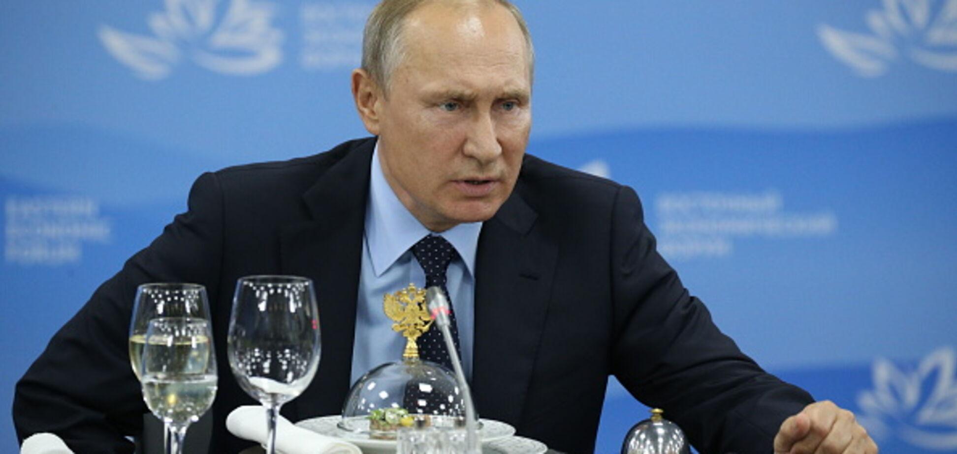 Стало известно, чем кормят чиновников в Кремле