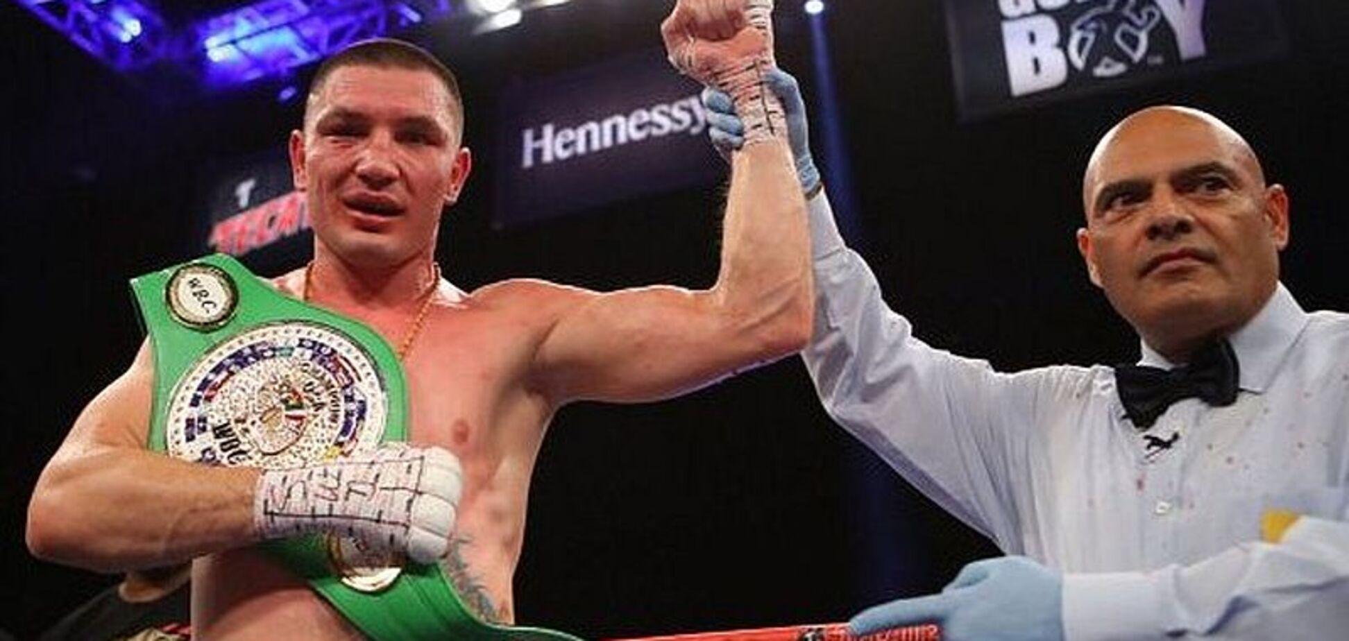 Офіційно. Відомий український боксер проведе чемпіонський бій із найкращим бійцем Росії