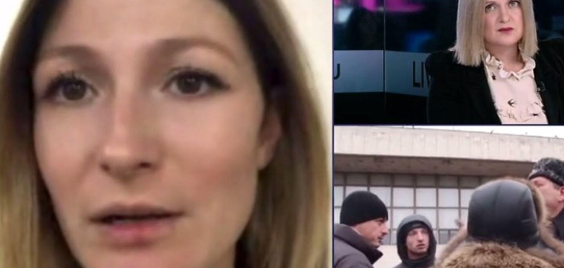 'Поймите мой язык': замминистра отказалась переходить на русский в эфире росТВ