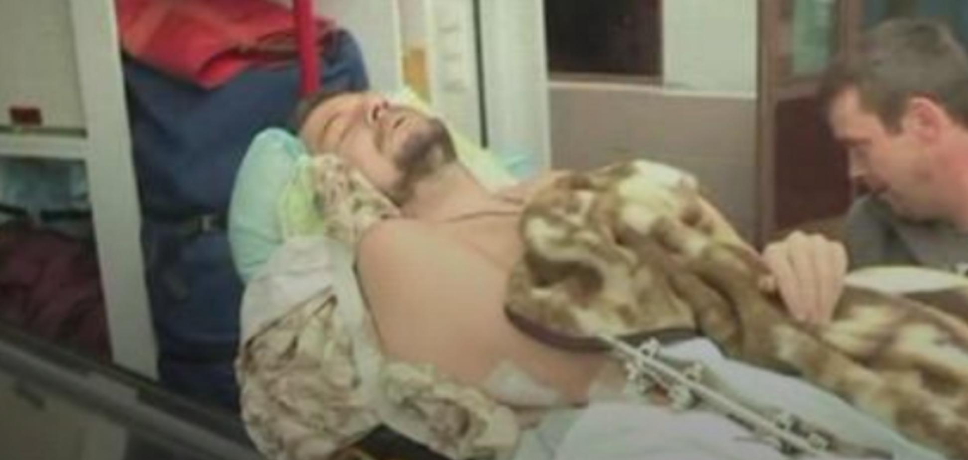 Теракт у Києві: нардепа перевели в секретну лікарню
