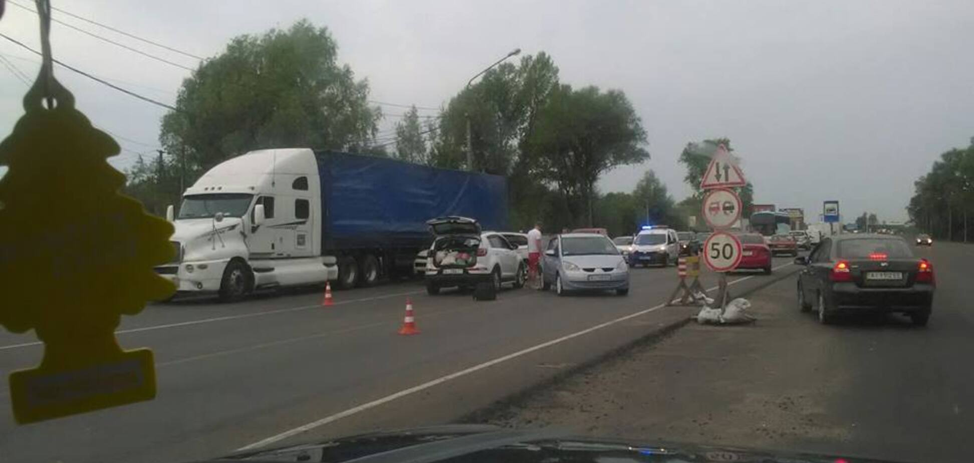 'Будуть забирати життя': у мережі розповіли, як зробити безпечною трасу Київ-Одеса