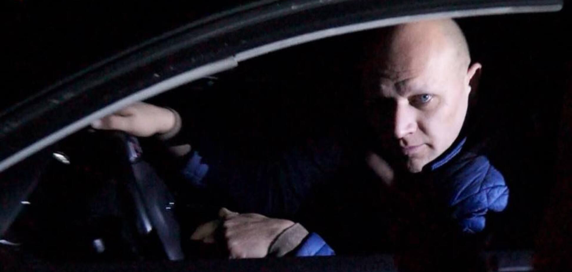 'Чья это морда': в Киеве разыскивают странного 'сотрудника прокуратуры'