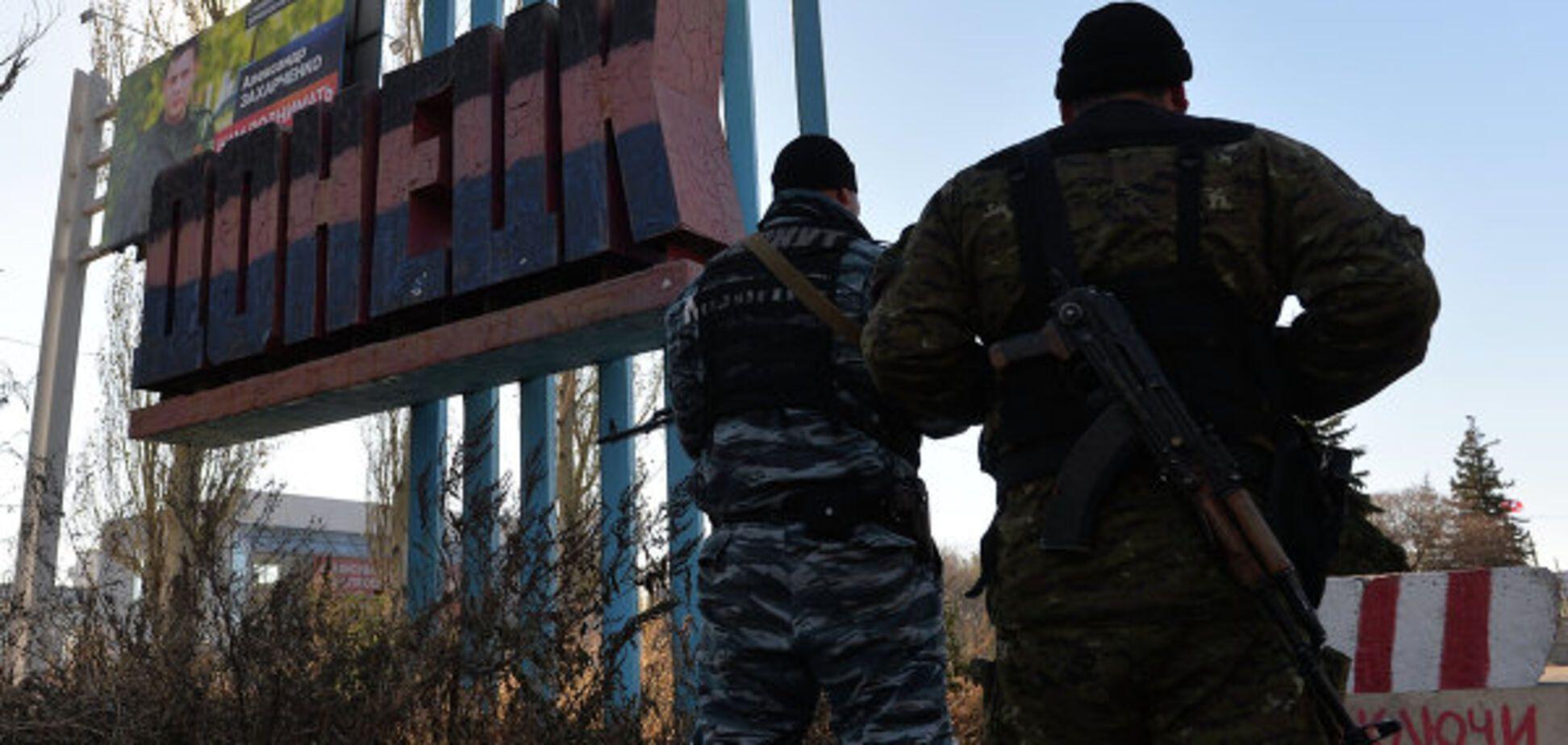 'Ни шагу назад': террористов 'ДНР' разозлил новый приказ 'кураторов'