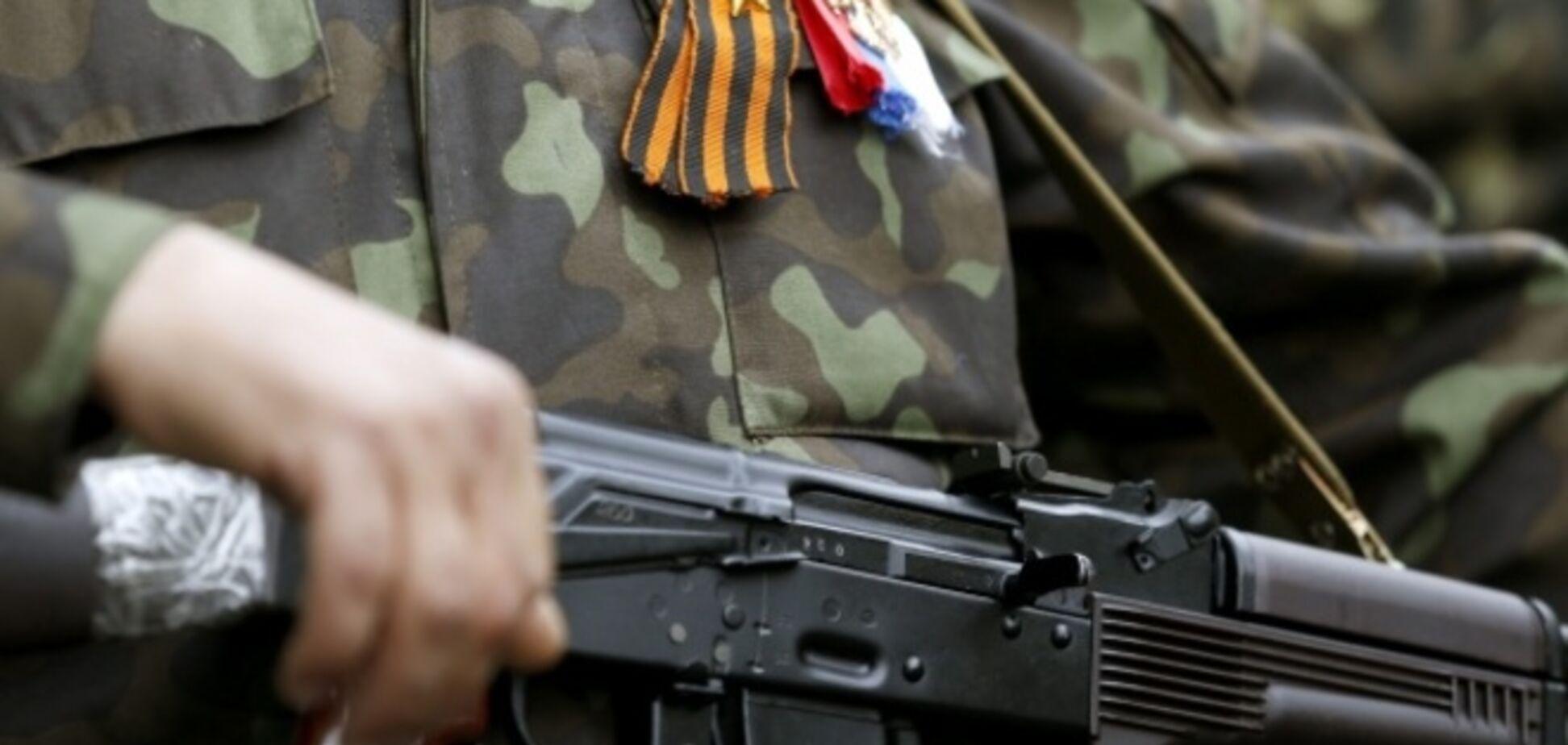 Терористи проводять тактичні навчання біля окупованого Алчевська