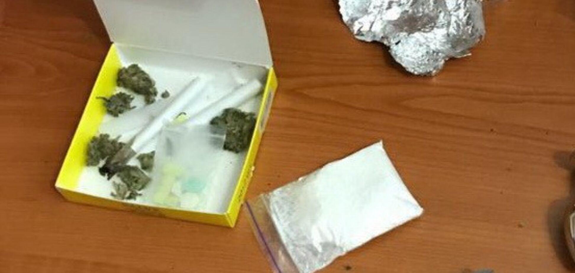 'Барыжил' амфетамином: на Киевщине заммэра попался на наркотиках