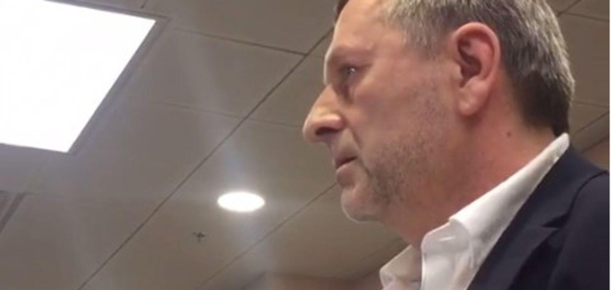 'Мы никогда не становились на колени': освобожденный Чийгоз произнес сильную речь
