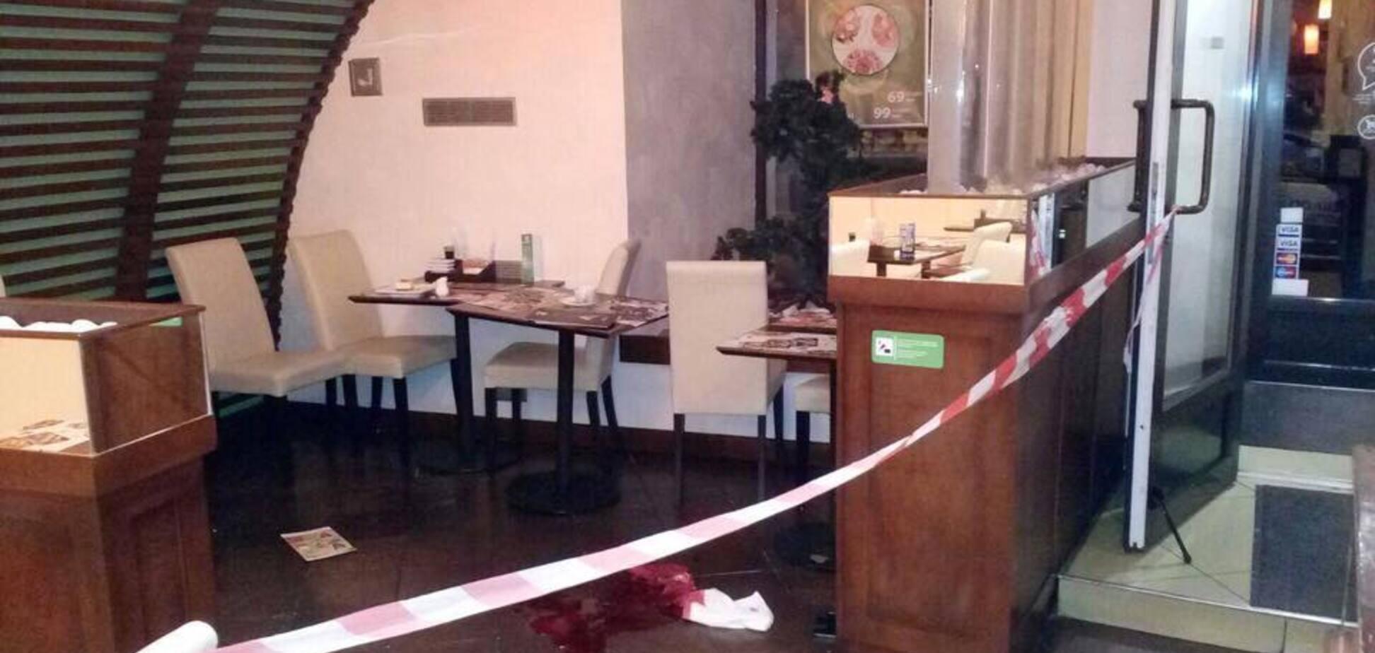 Кавказцы устроили стрельбу в киевском ресторане: есть раненый