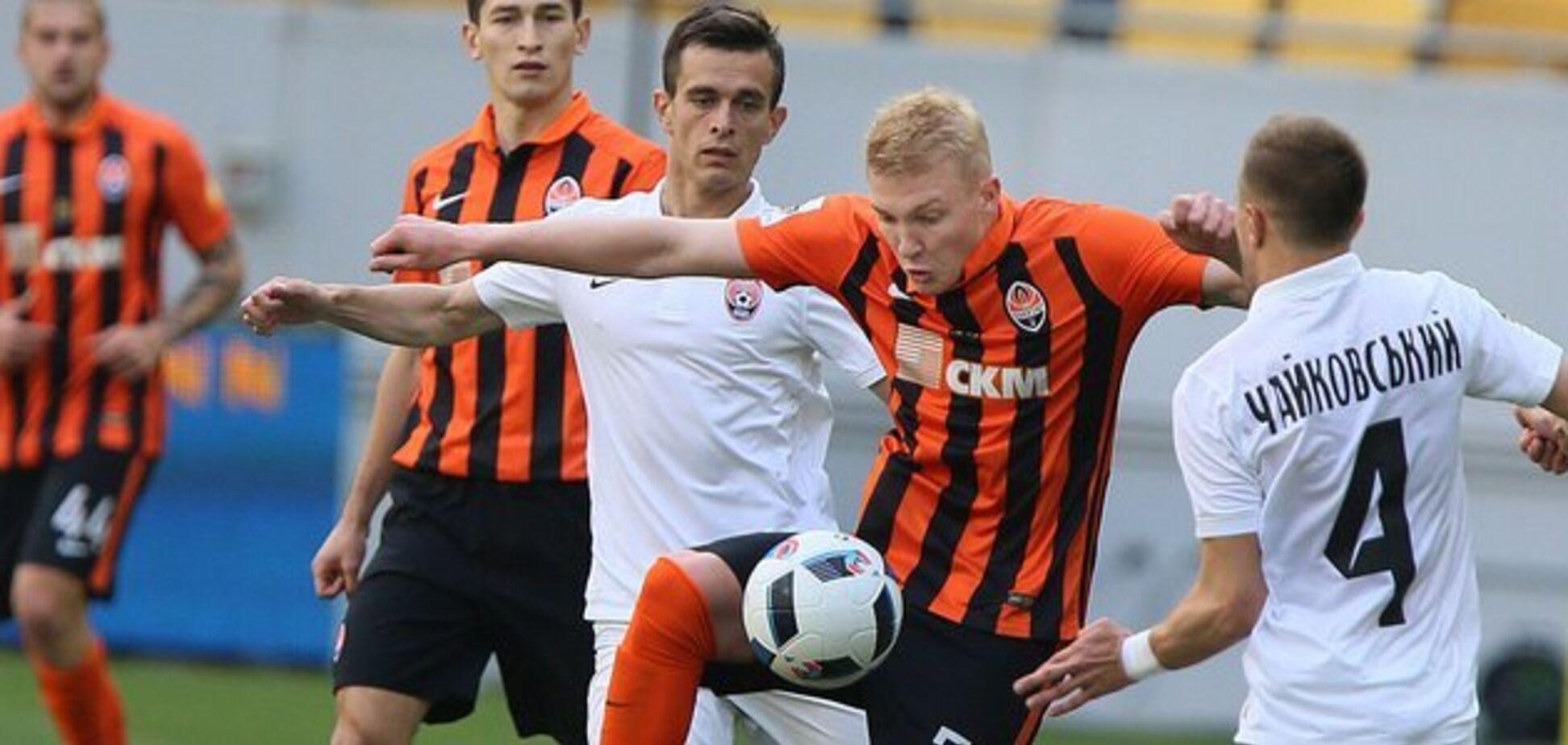 'Шахтар' сенсаційно втратив перемогу в матчі з останньою командою чемпіонату України