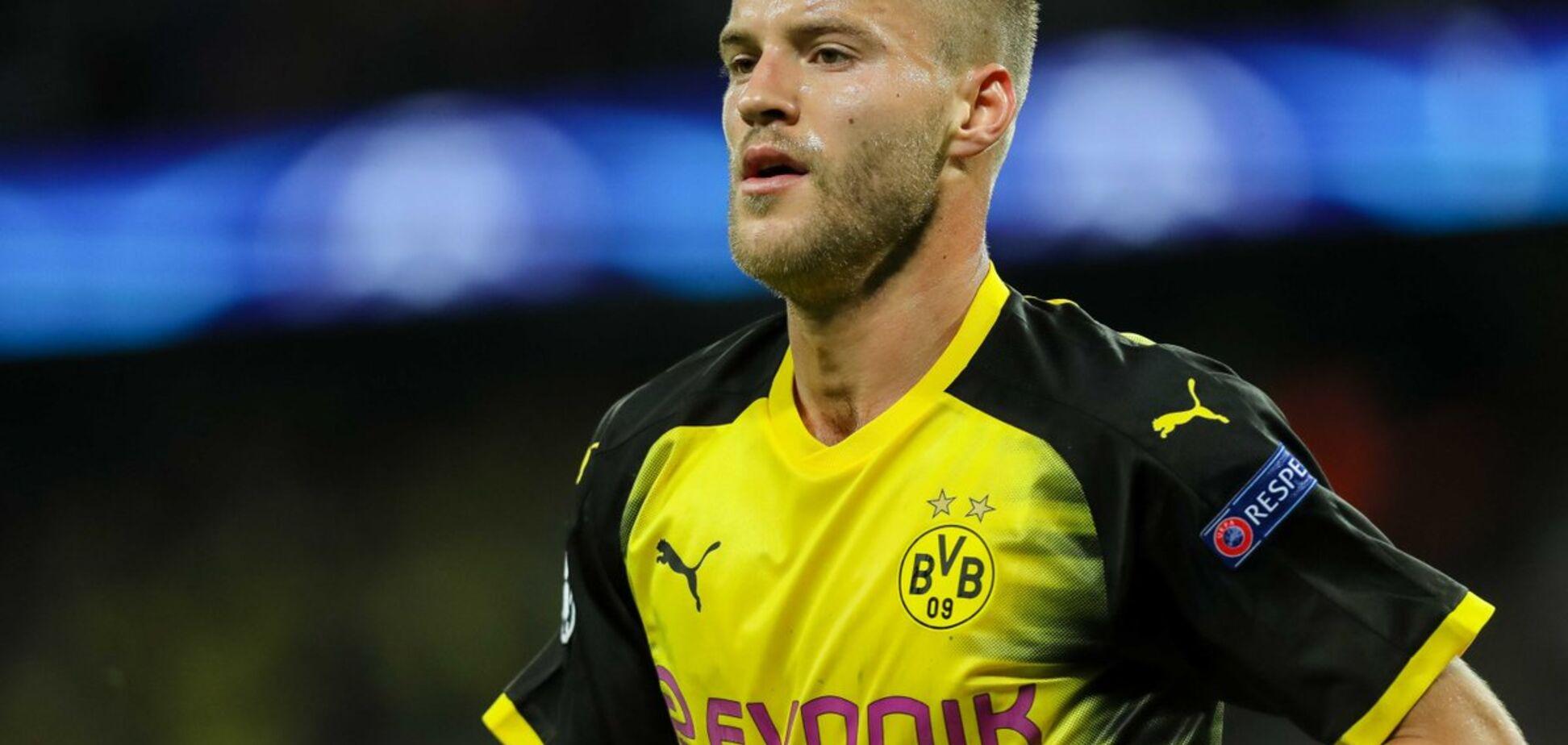 Ярмоленко забив чудовий гол з льоту в чемпіонаті Німеччини: відео шедевра