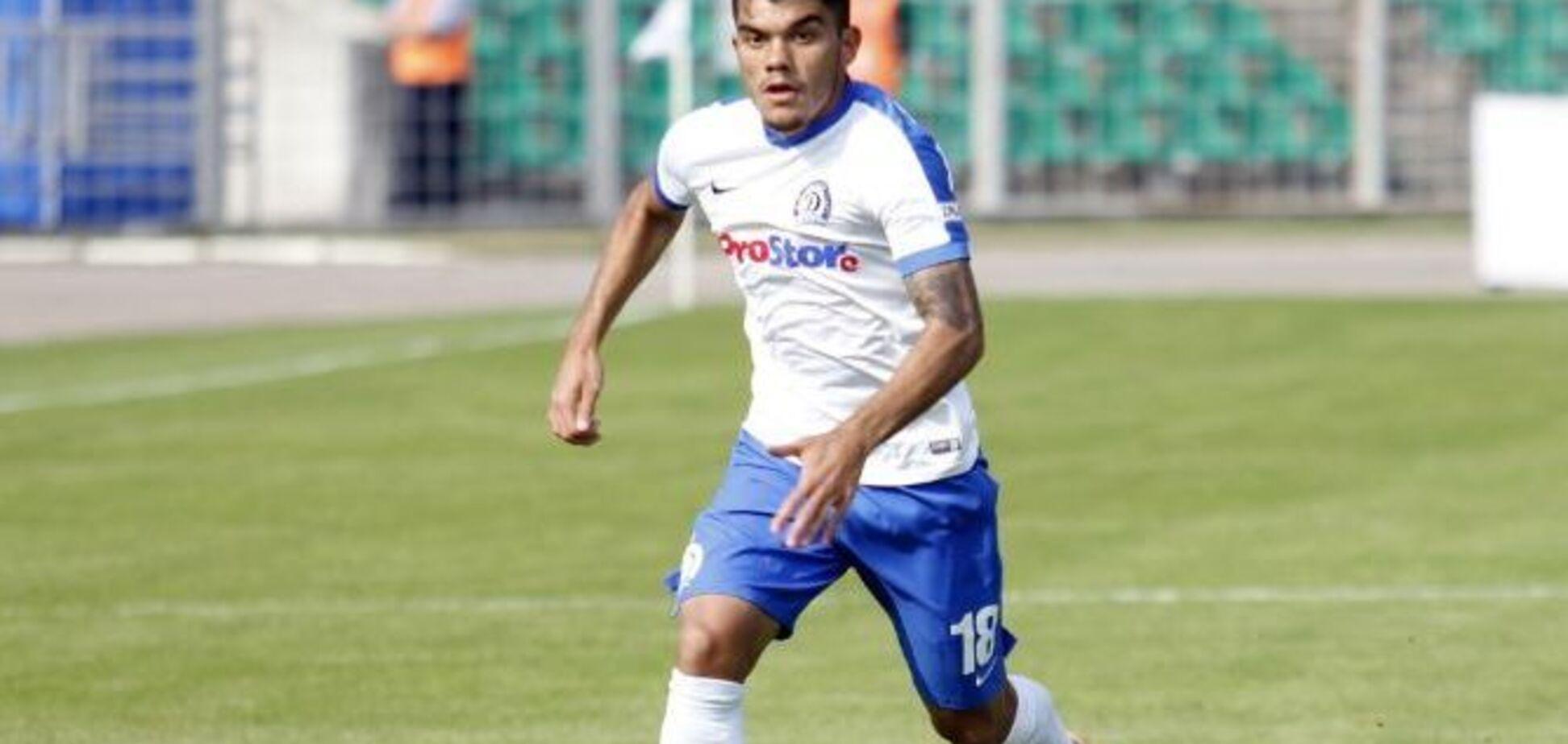 Український футболіст забив вражаючий гол із 20 метрів