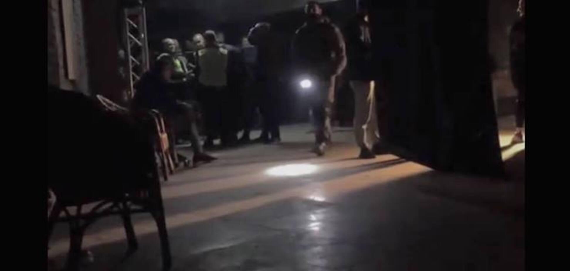 Из ночного клуба в военкомат: действиям полиции Киева дали официальную оценку