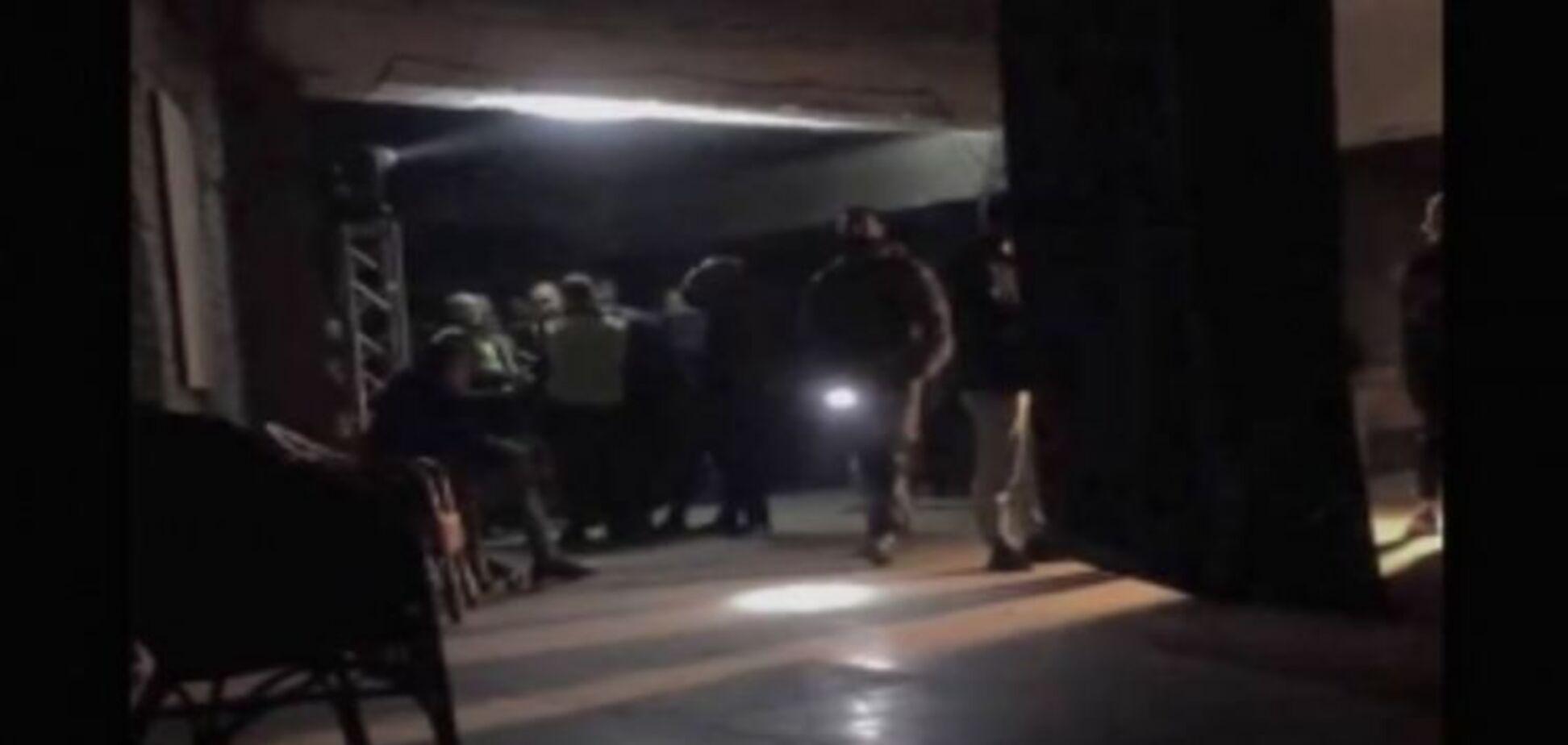 Облава в киевском ночном клубе: названы правонарушения полиции