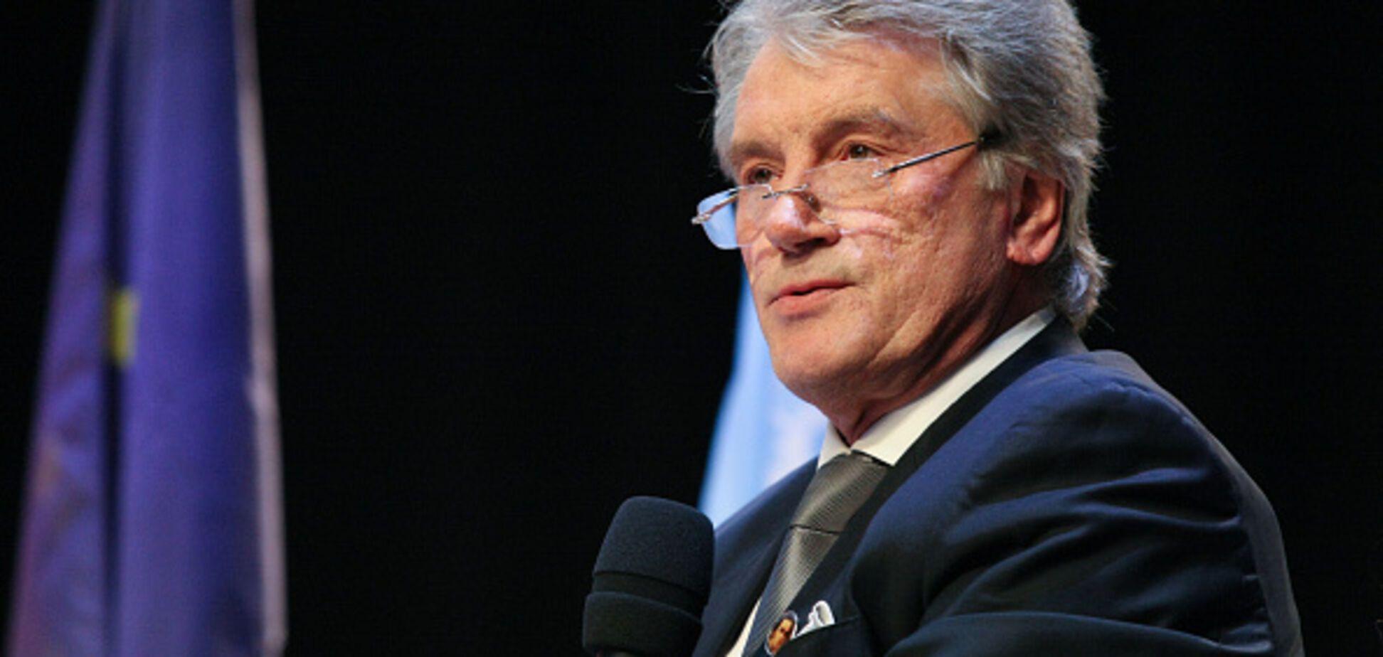 'Шантажирует космос': Ющенко жестко высмеяли за попытку вернуться в политику