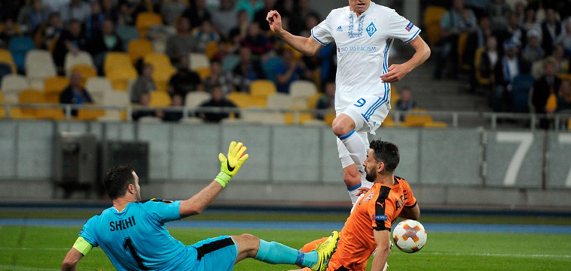 УЄФА виніс жорстке рішення перед матчем 'Динамо' в Лізі Європи