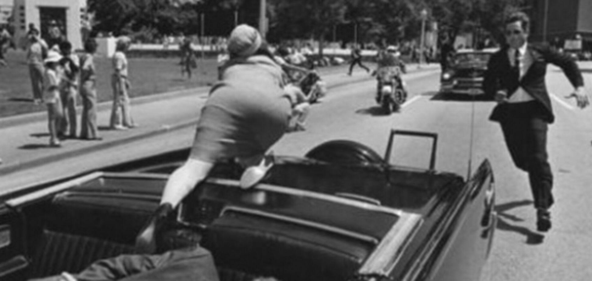 Почему убийство Кеннеди решили держать в тайне