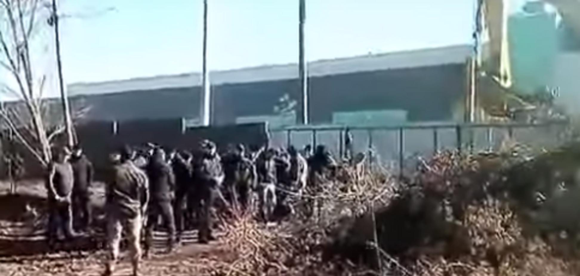Спроба захоплення військової частини в Одесі