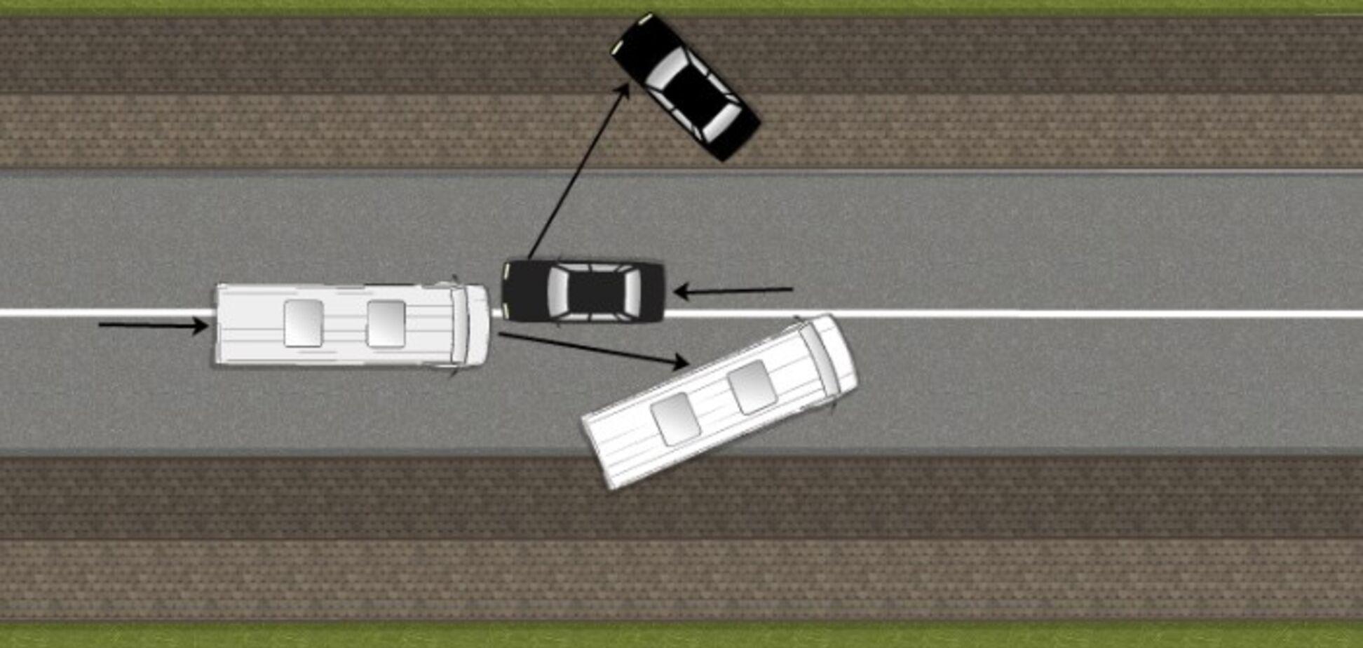 Авто розкидало в сторони: на Прикарпатті сталася ДТП із загиблими