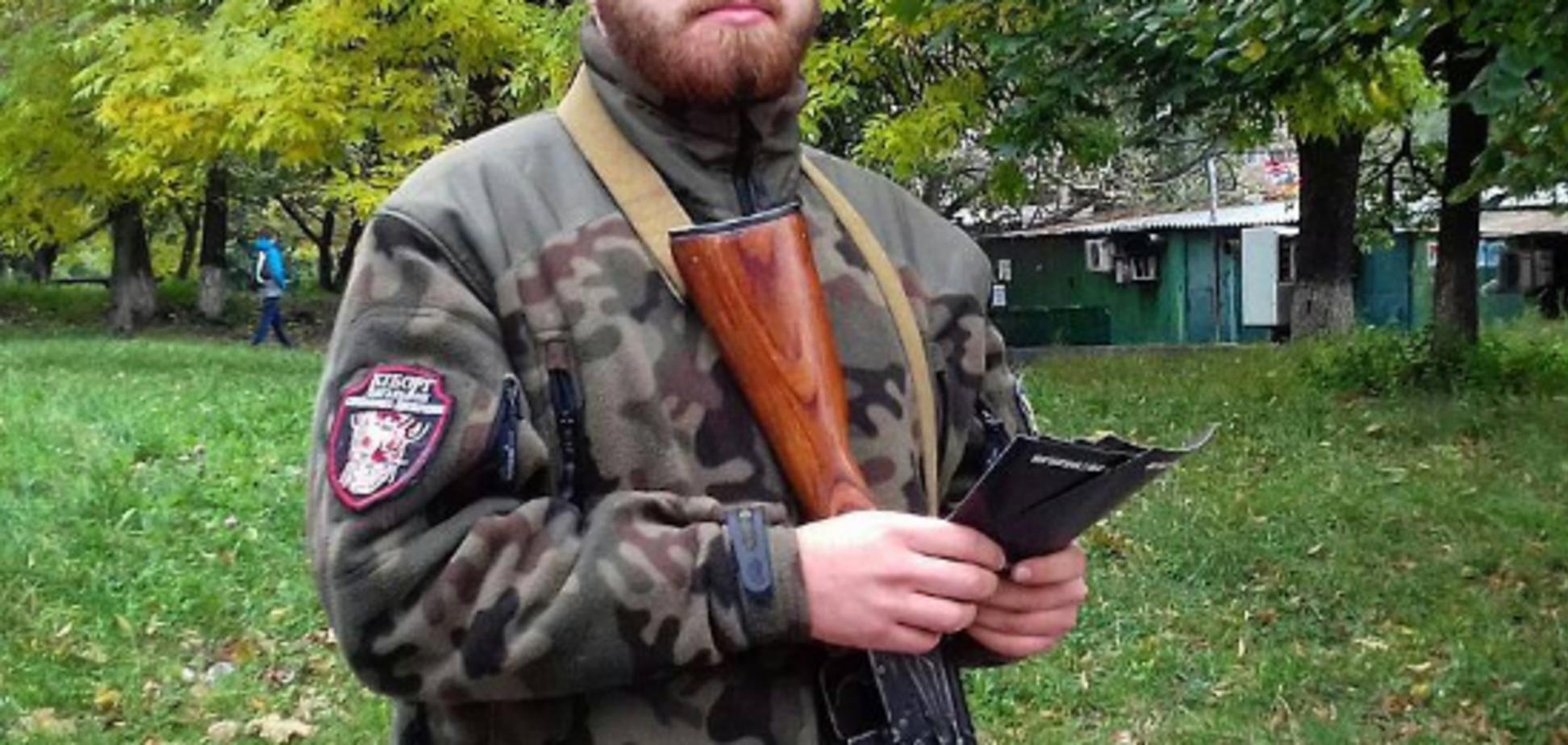 Лицо в крови: появилось фото известного 'киборга' после избиения в Киеве