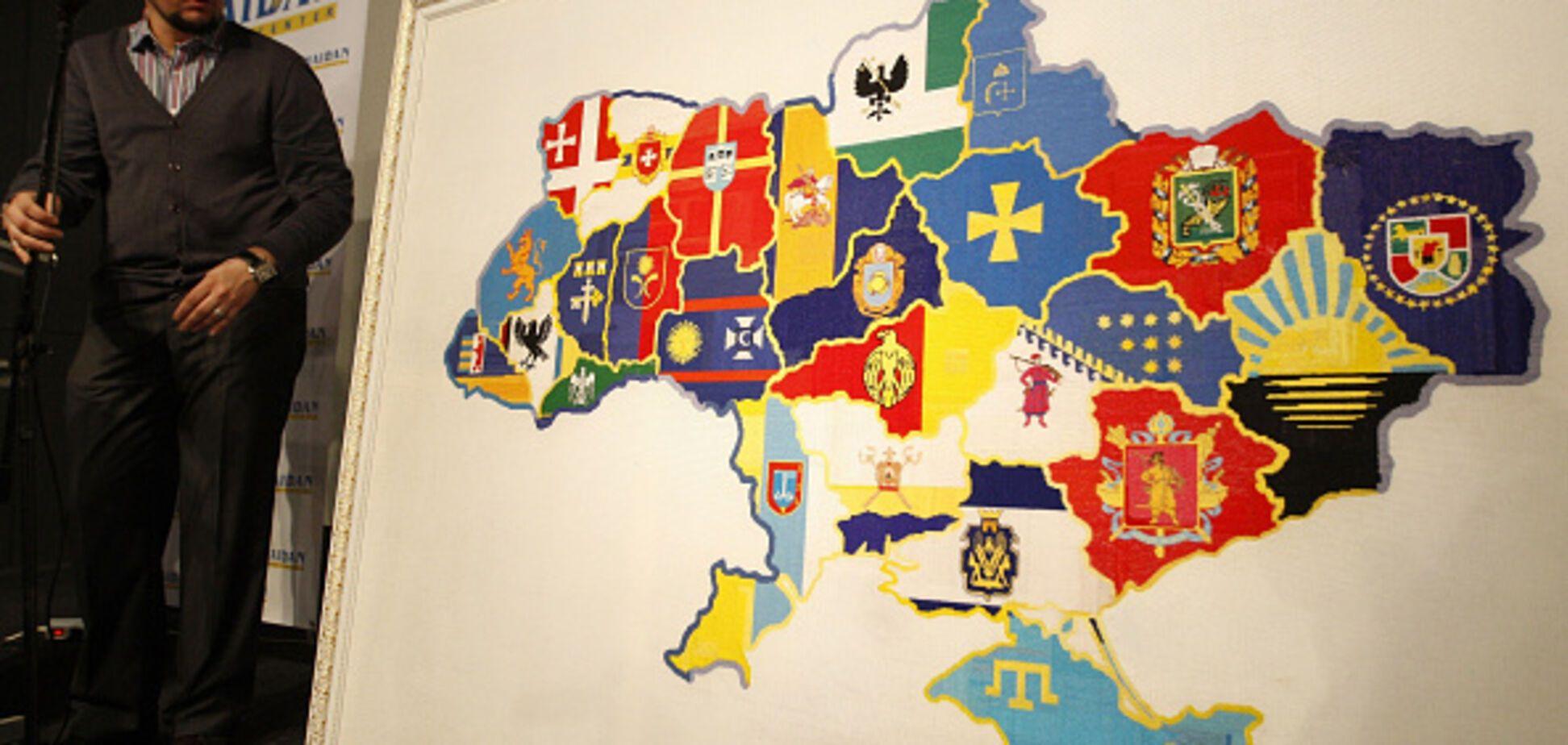 Назначена дата внесения в Раду закона о реинтеграции Донбасса