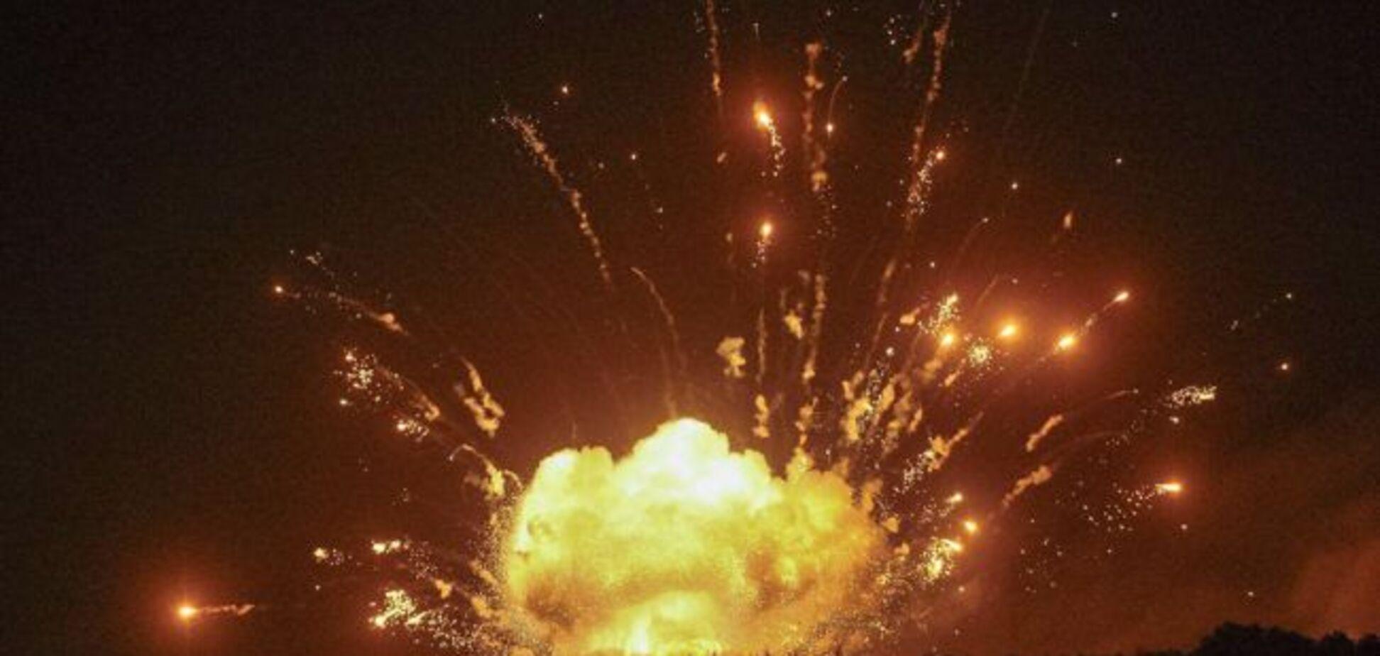 Взрывы в Калиновке: Луценко назвал основную версию следствия
