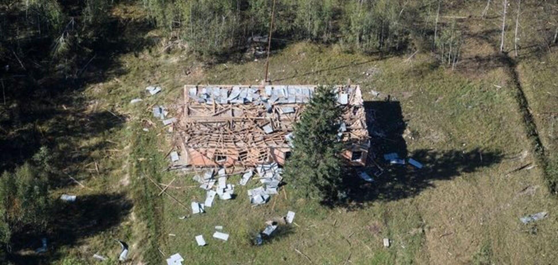 Взрывы в Калиновке: ГСЧС рассказала о ситуации на складах боеприпасов