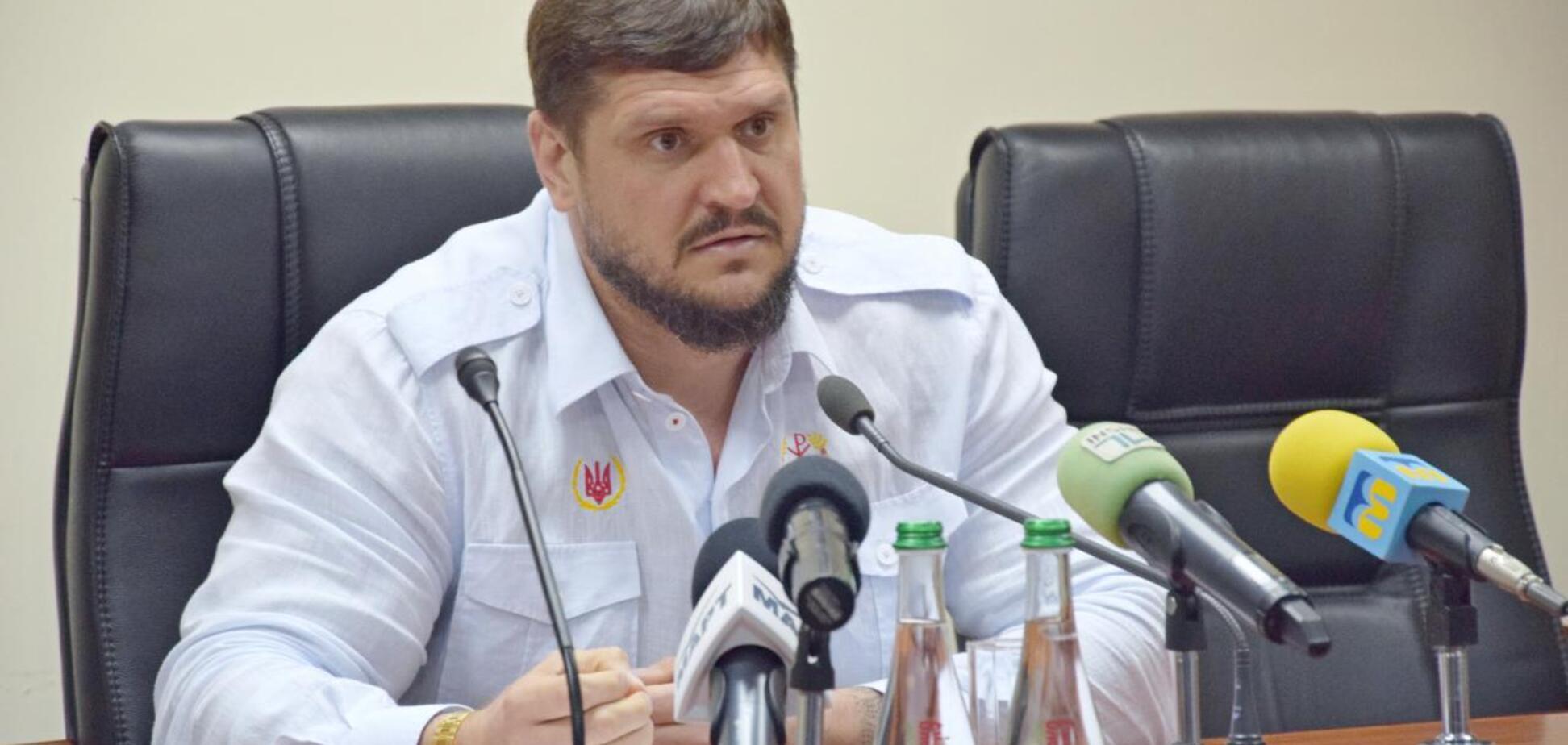 Николаевщина является лидером по выдаче земли АТОшникам - Савченко