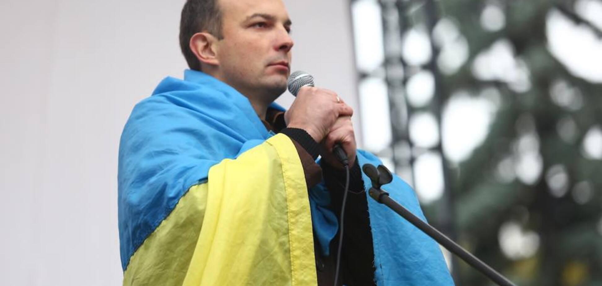 'Агент Кремля?' Нардепа Соболева заподозрили в странных визитах в Россию