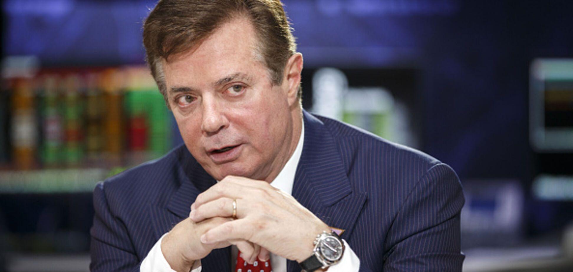 З 2004 року: ФБР запідозрило Манафорта у відмиванні грошей для Януковича
