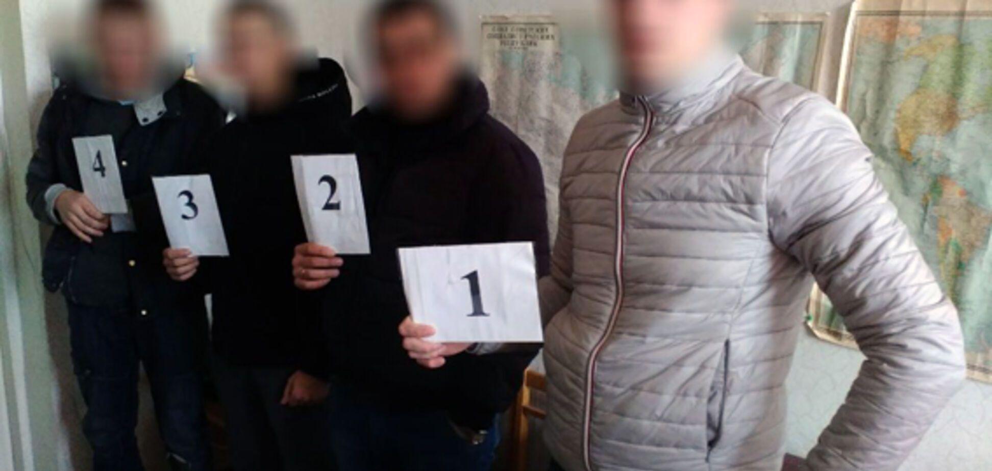 На Харьковщине задержали мужчину, который стрелял в людей возле киосков
