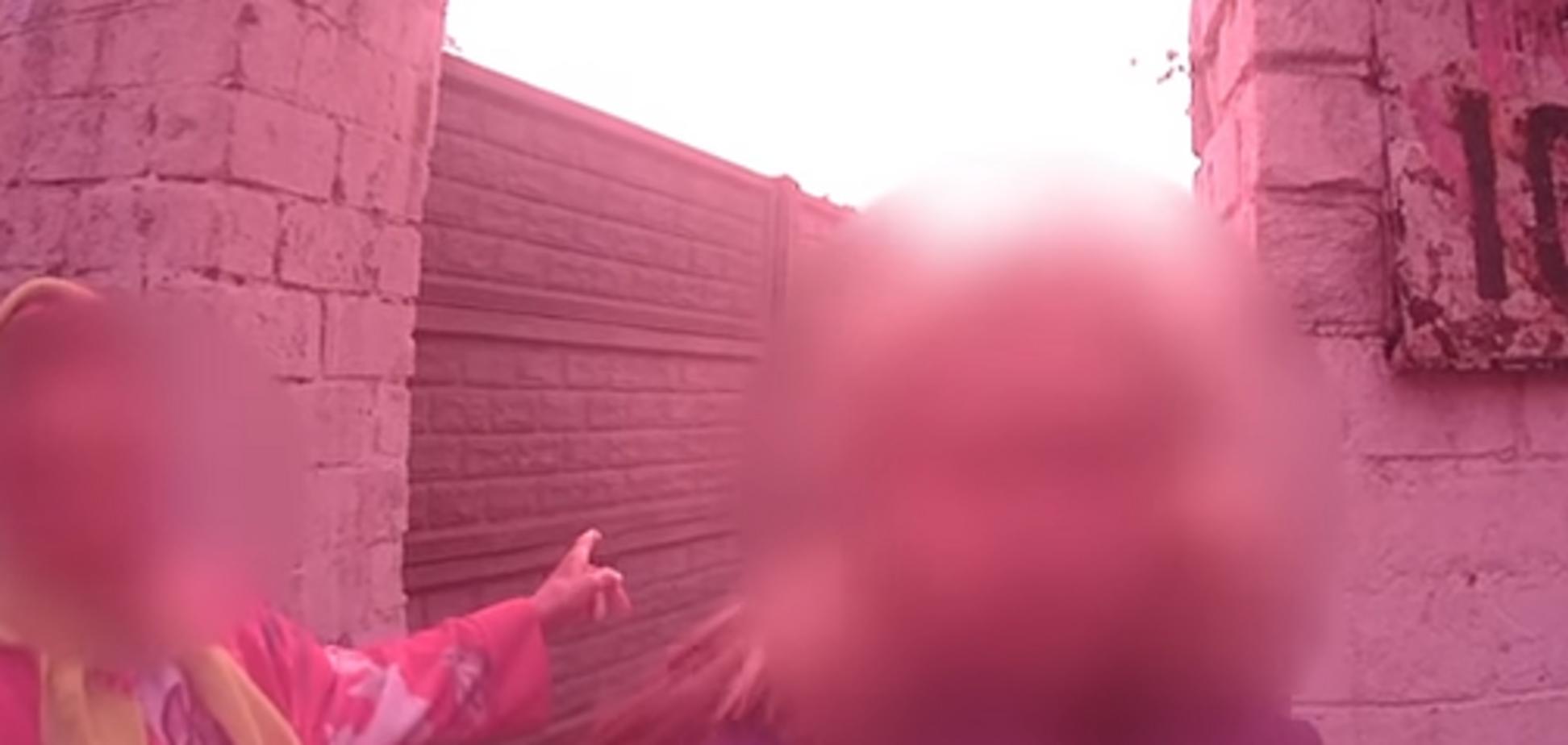Нападение на школьницу