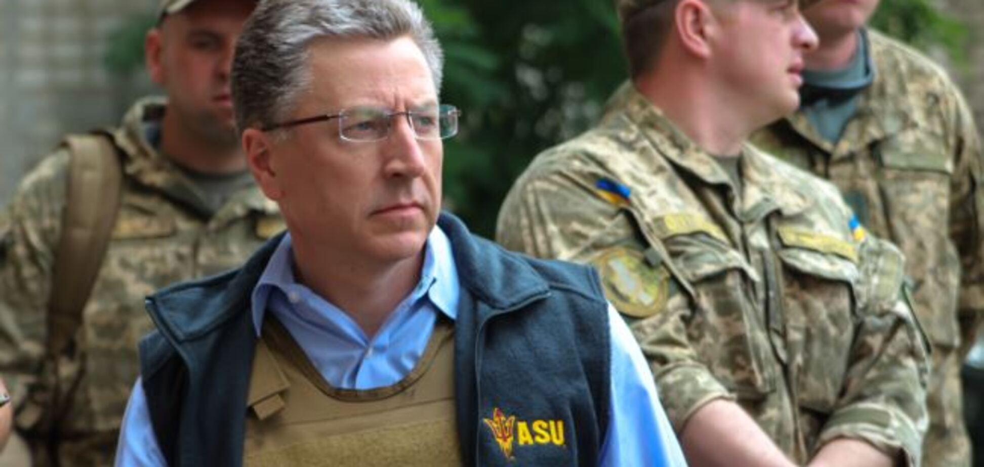 Волкер не зря приезжал в Киев: США могут помочь вывести российские войска с Донбасса